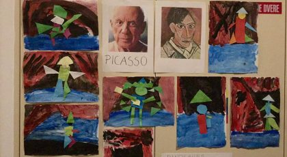 Artist of the month - Piccaso